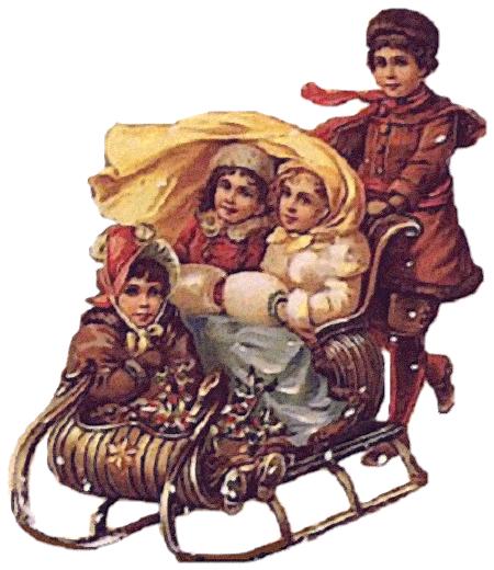 tube noël enfants