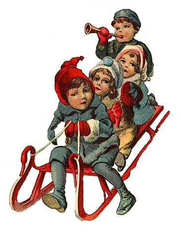 tube hiver enfants