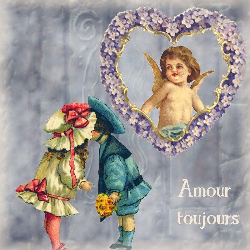 Joyas vintage youjours lamour